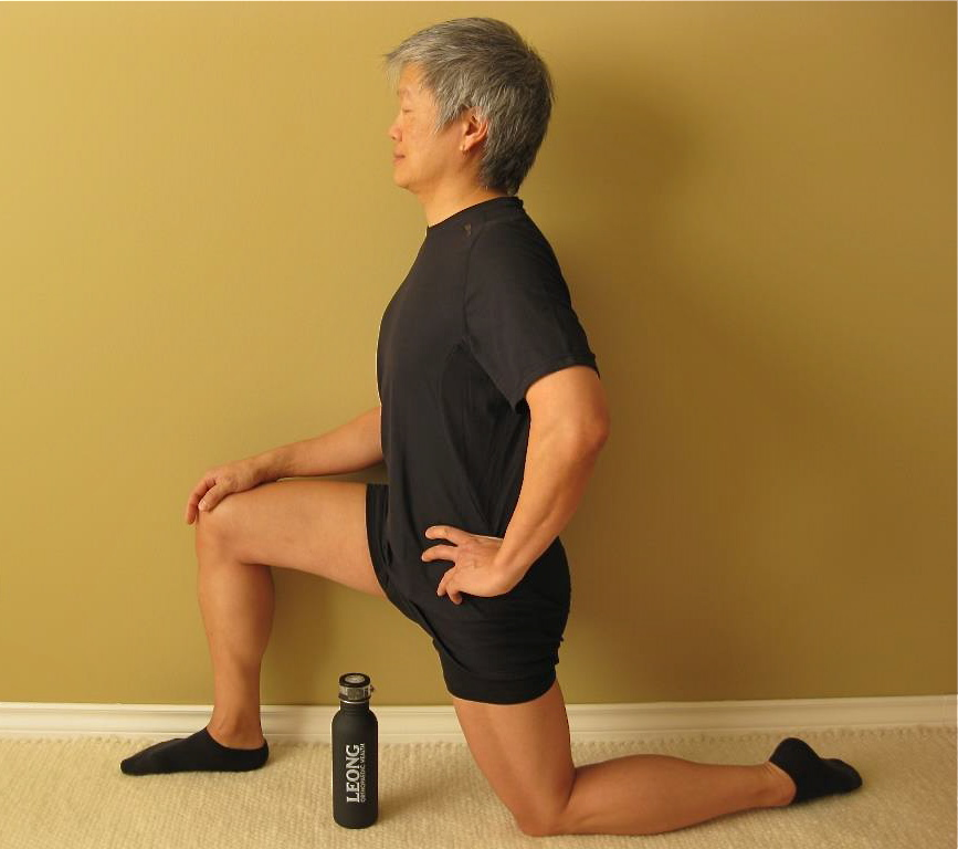 Lower Back Pain | The Hip-Flexor Fix